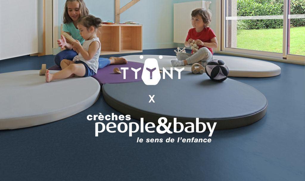 Nouveau partenaire : Les crèches People and Baby
